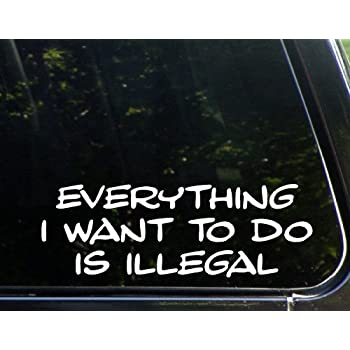 everything i want to do is illegal ebook