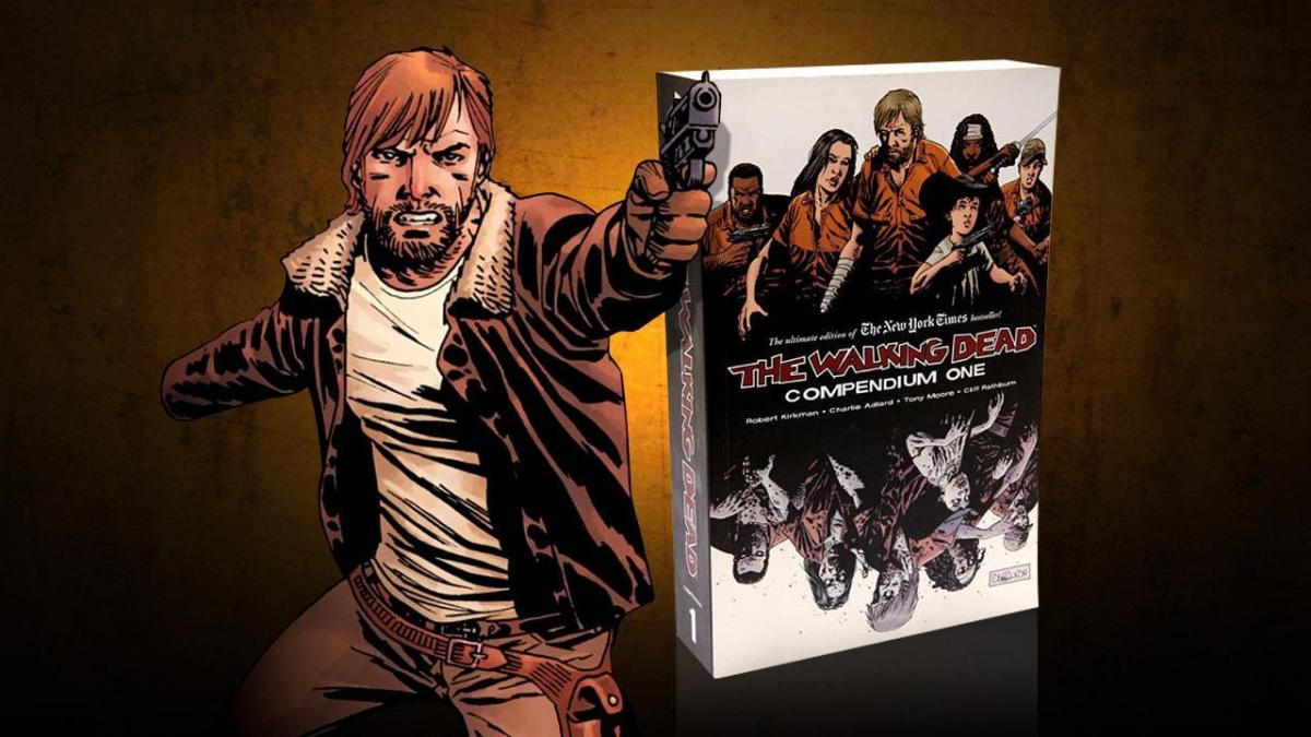 walking dead compendium 2 ebook
