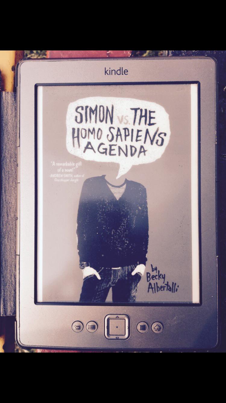 simon and the homosapien agenda epub