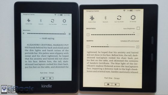 free ebooks kindle vs kobo canada