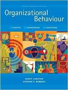 organization behaviour langton 4th edition ebook