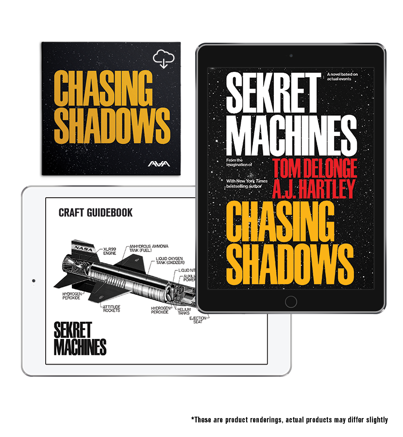 the thrill of the chase ebook