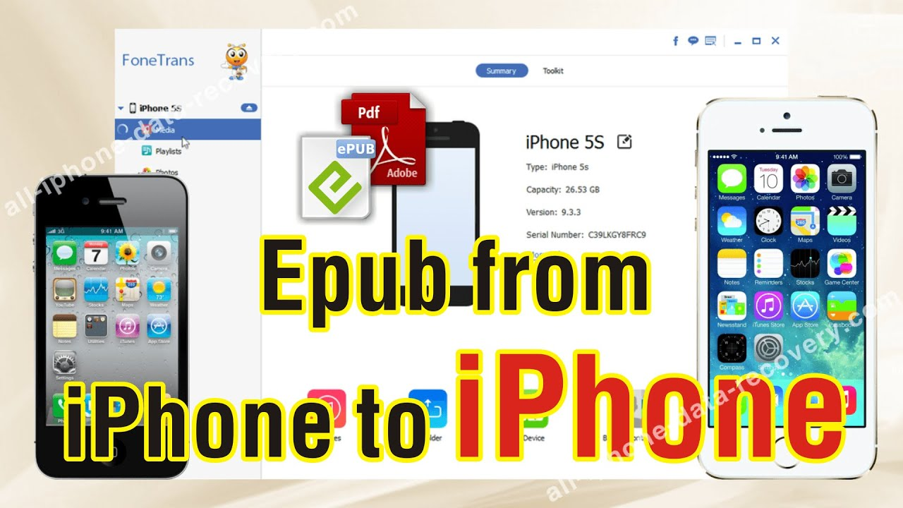 download free epub ebooks for iphone