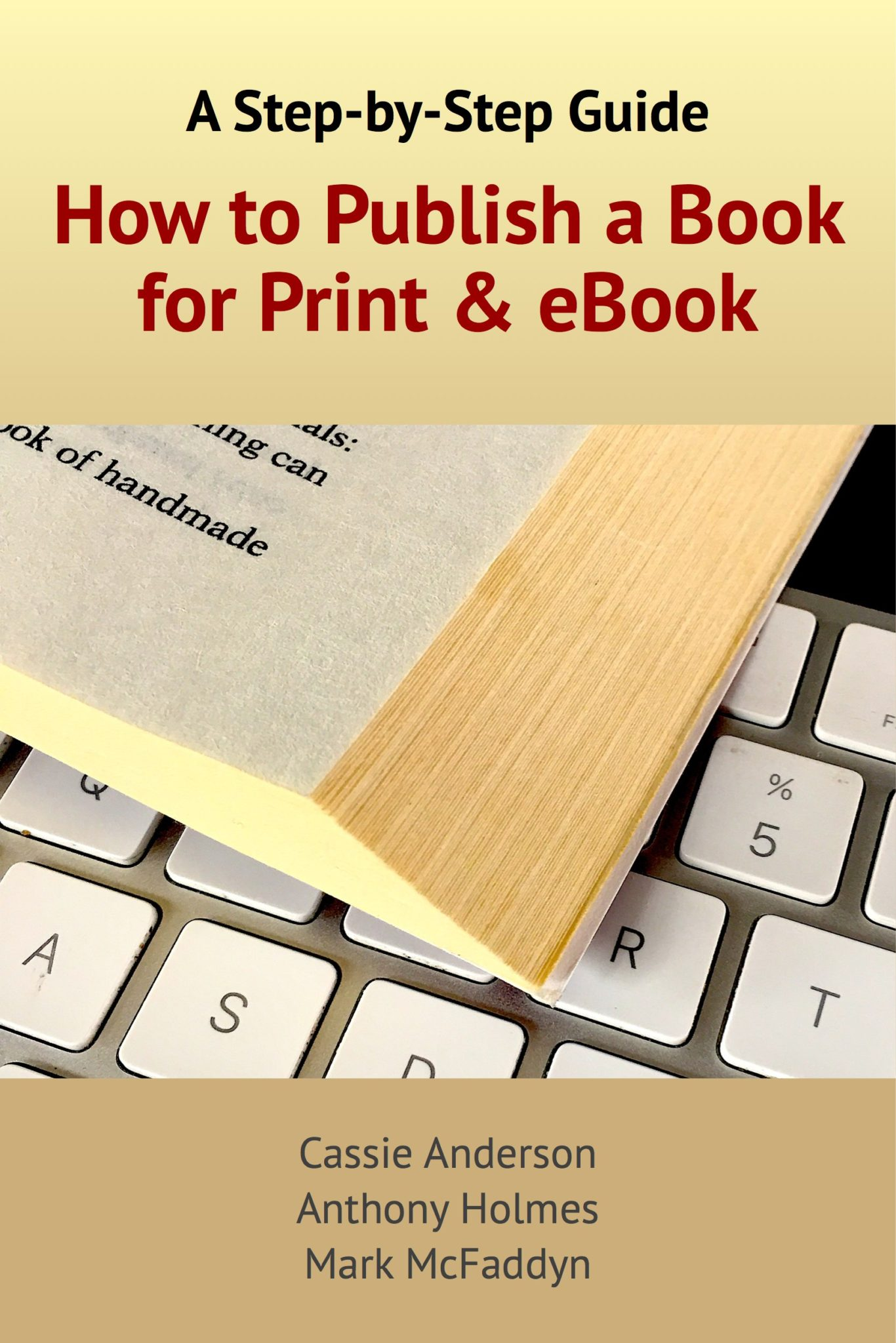 how to publish a book on ebook
