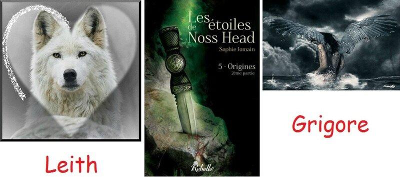 les etoile de noss head tome 3 ebook