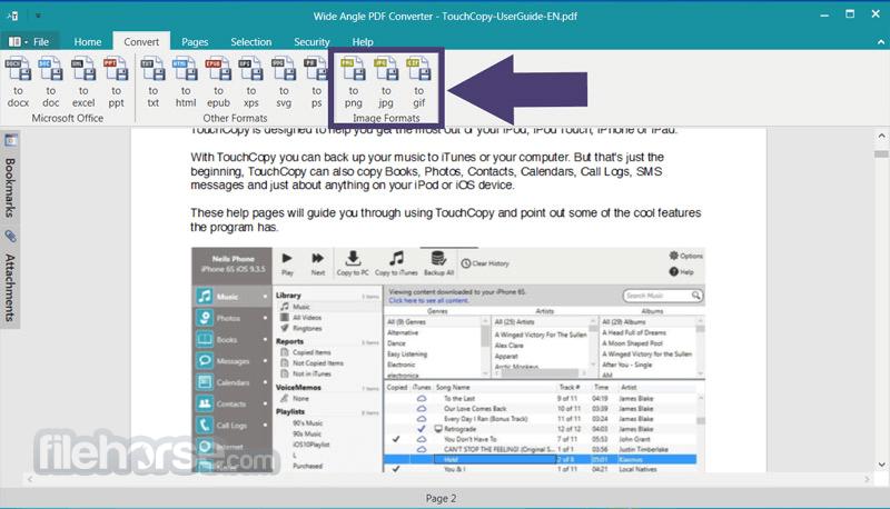 converting epub files to pdf windows 10