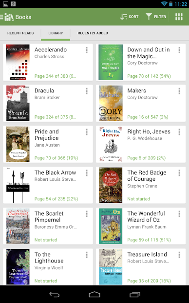 best epub reader for android free