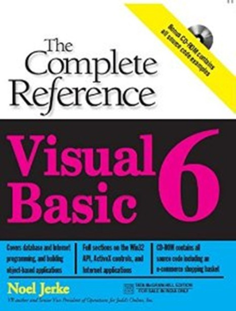 visual basic 6.0 tutorial pdf ebook free download