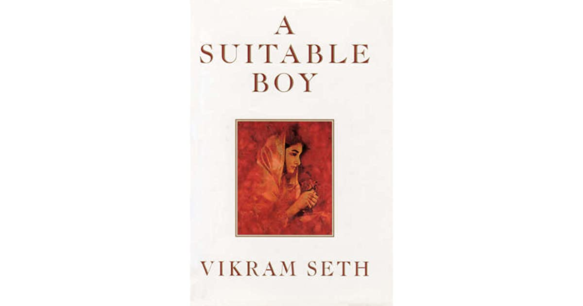 vikram seth a suitable boy ebook
