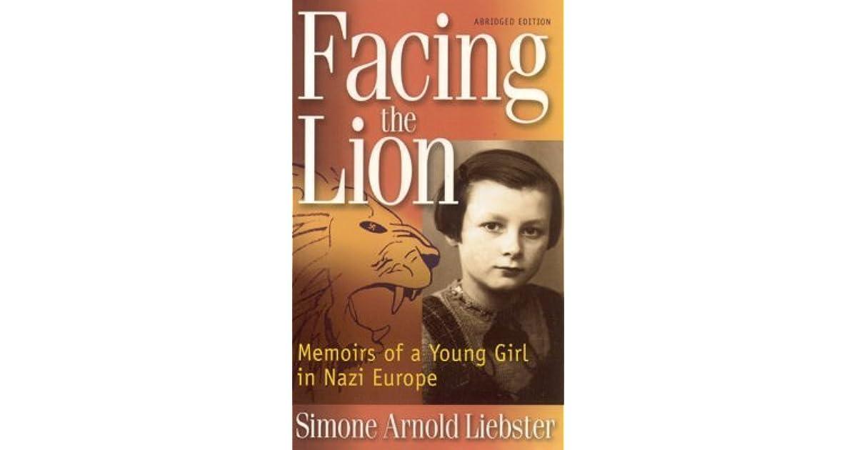 facing the lion simone arnold liebster ebook