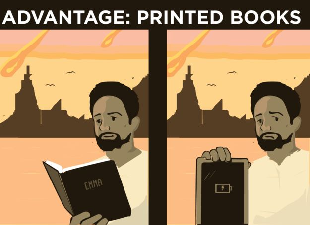 ebook vs print book ppt
