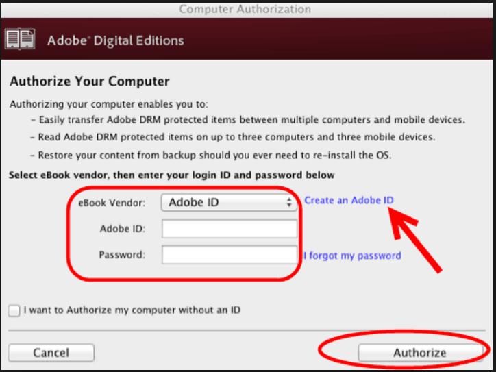 adobe digital editions cannot open epub