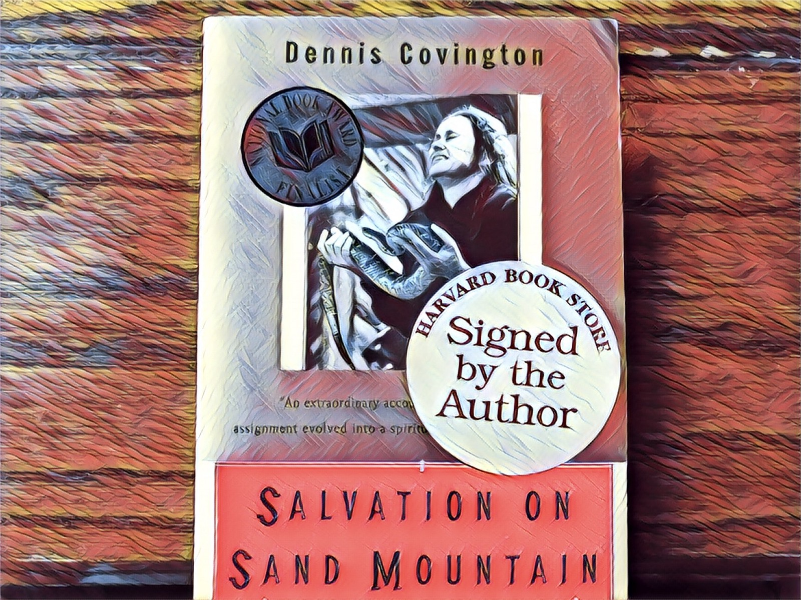 salvation on sand mountain free ebook