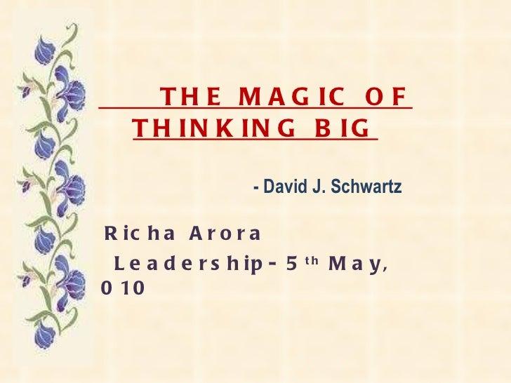 magic of thinking big ebook download