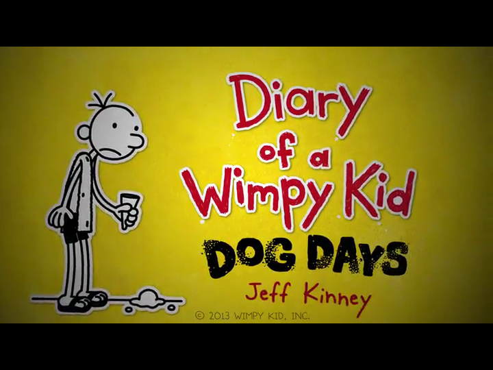 diary of a wimpy kid dog days ebook free download