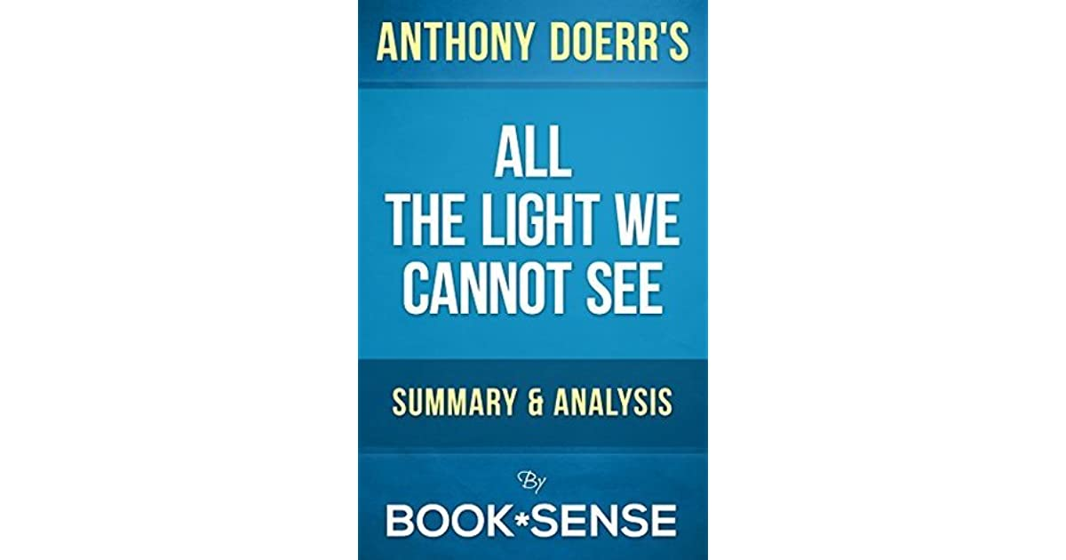 all the light we cannot see ebook