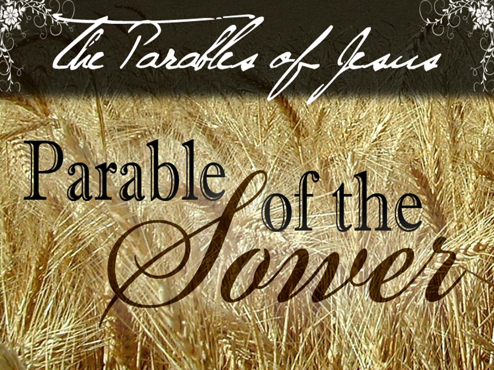 the parable of the sower epub