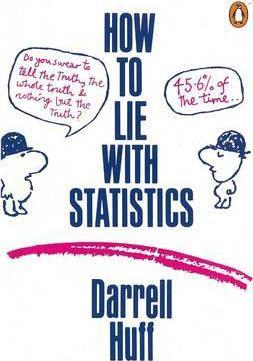 how to lie with statistics epub