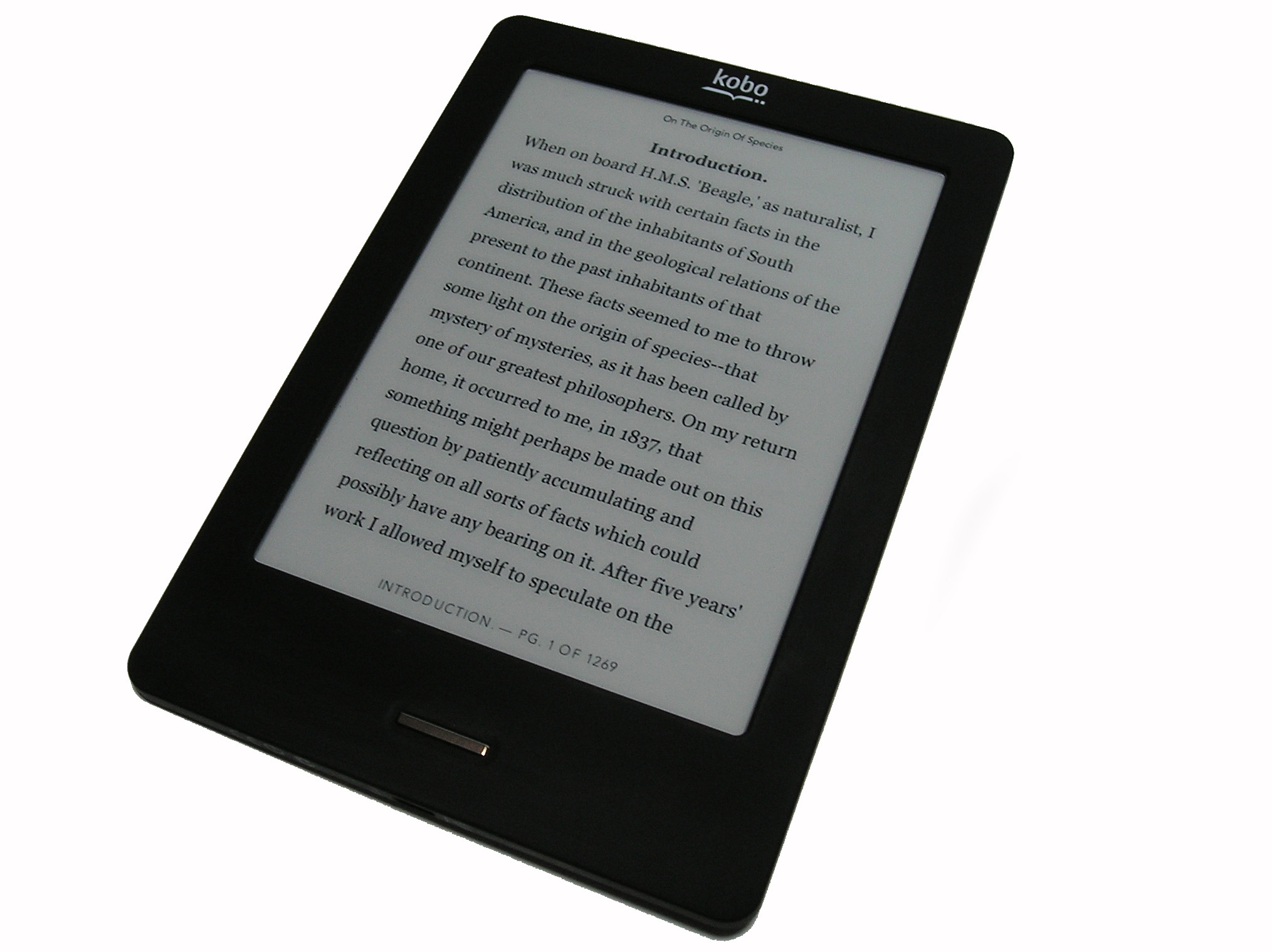 free ebooks for kobo touch ereader