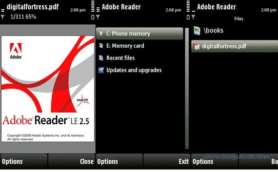 adobe epub reader free download