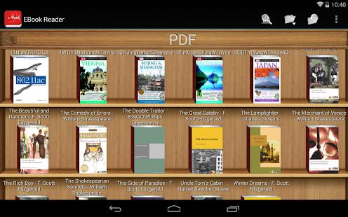 best android pdf epub reader