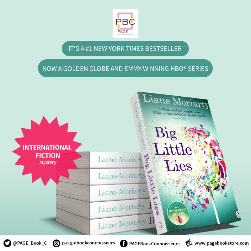 big little lies by liane moriarty ebook