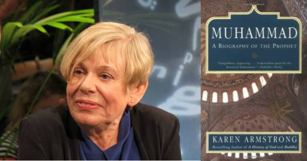 muhammad a biography of the prophet by karen armstrong epub