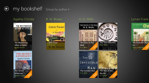 download epub reader for windows 8