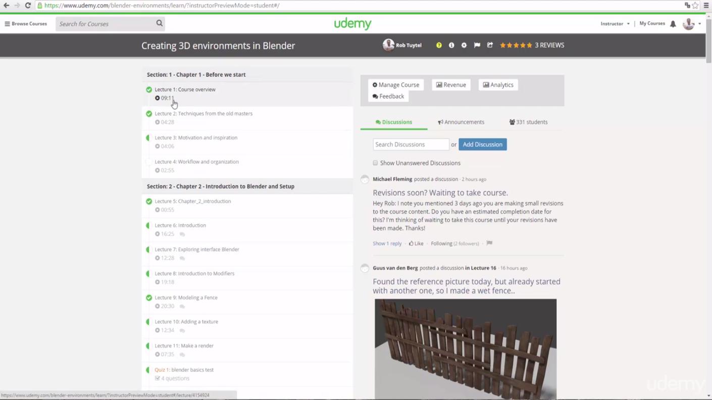 create ebook or udemy course
