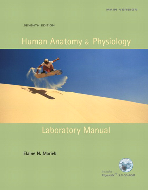 human anatomy 7th edition marieb ebook