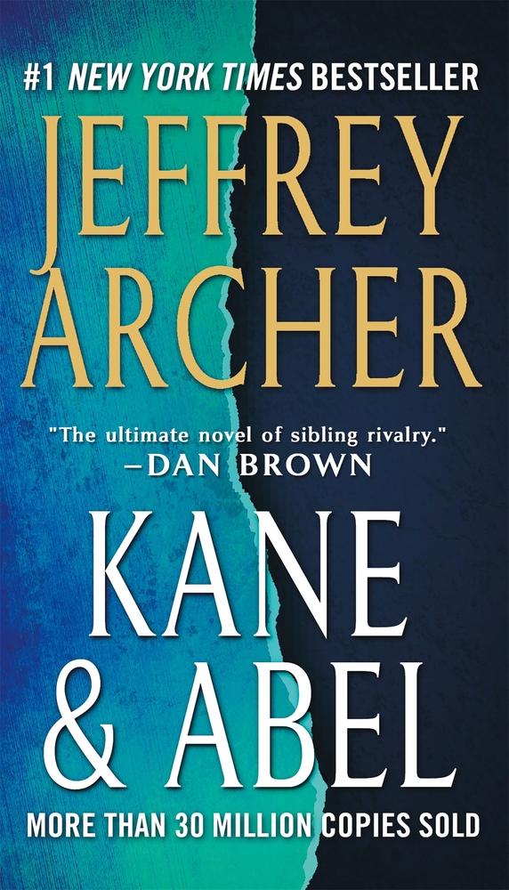 jeffrey archer kane and abel epub