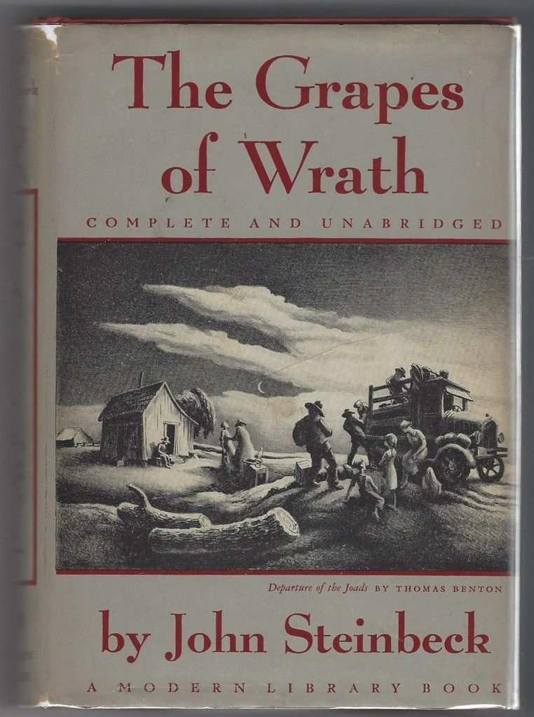 john steinbeck the grapes of wrath epub