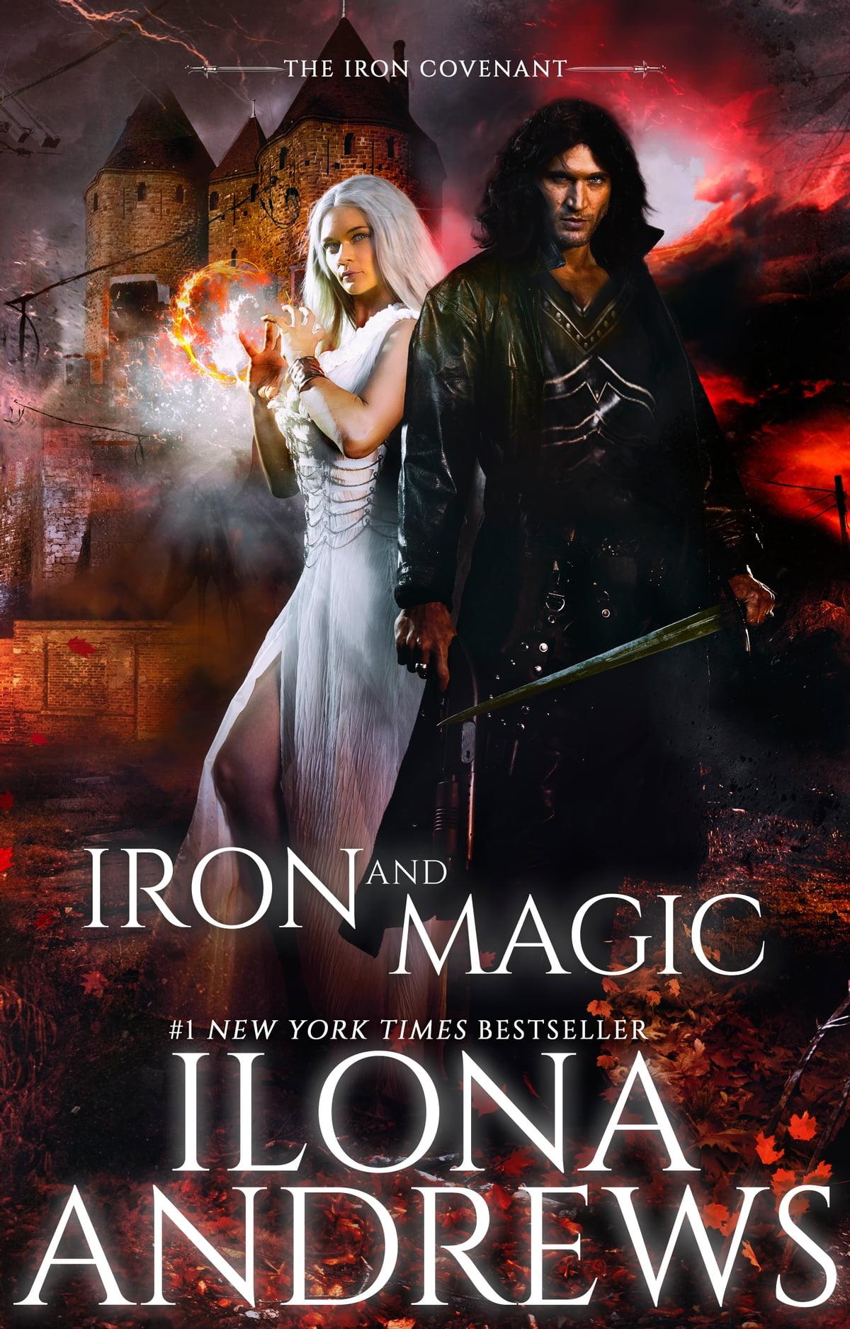 magic triumphs ilona andrews epub