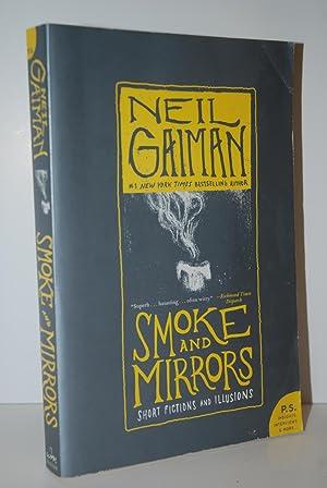 neil gaiman smoke and mirrors epub