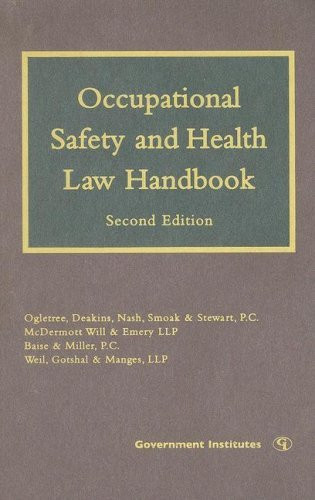 occupational health and safety textbook ebook