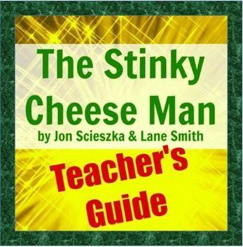 stinky cheese man free ebook