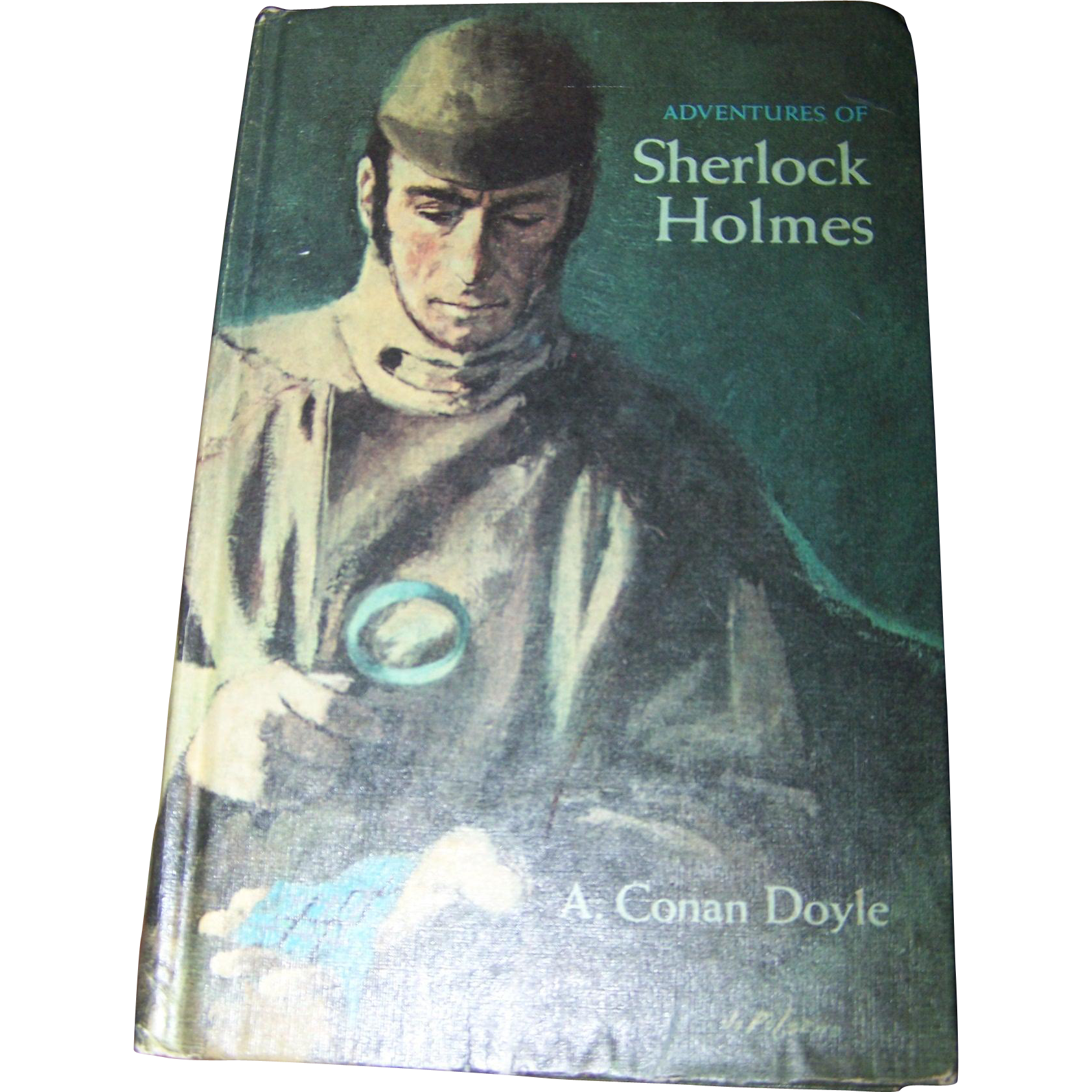 the adventures of sherlock holmes epub