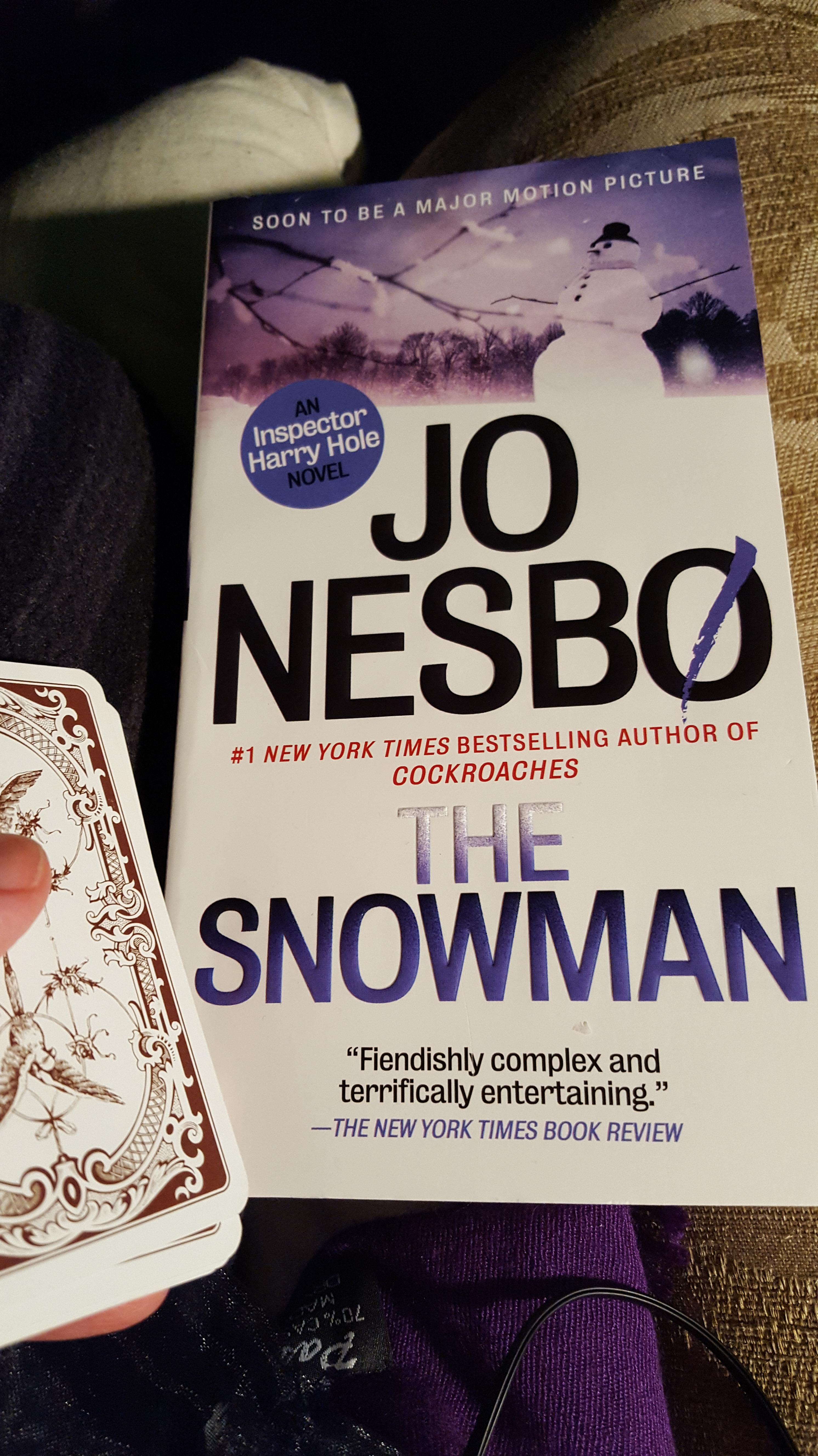 the snowman jo nesbo epub