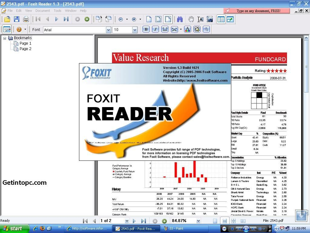 which free epub reader for windows 7